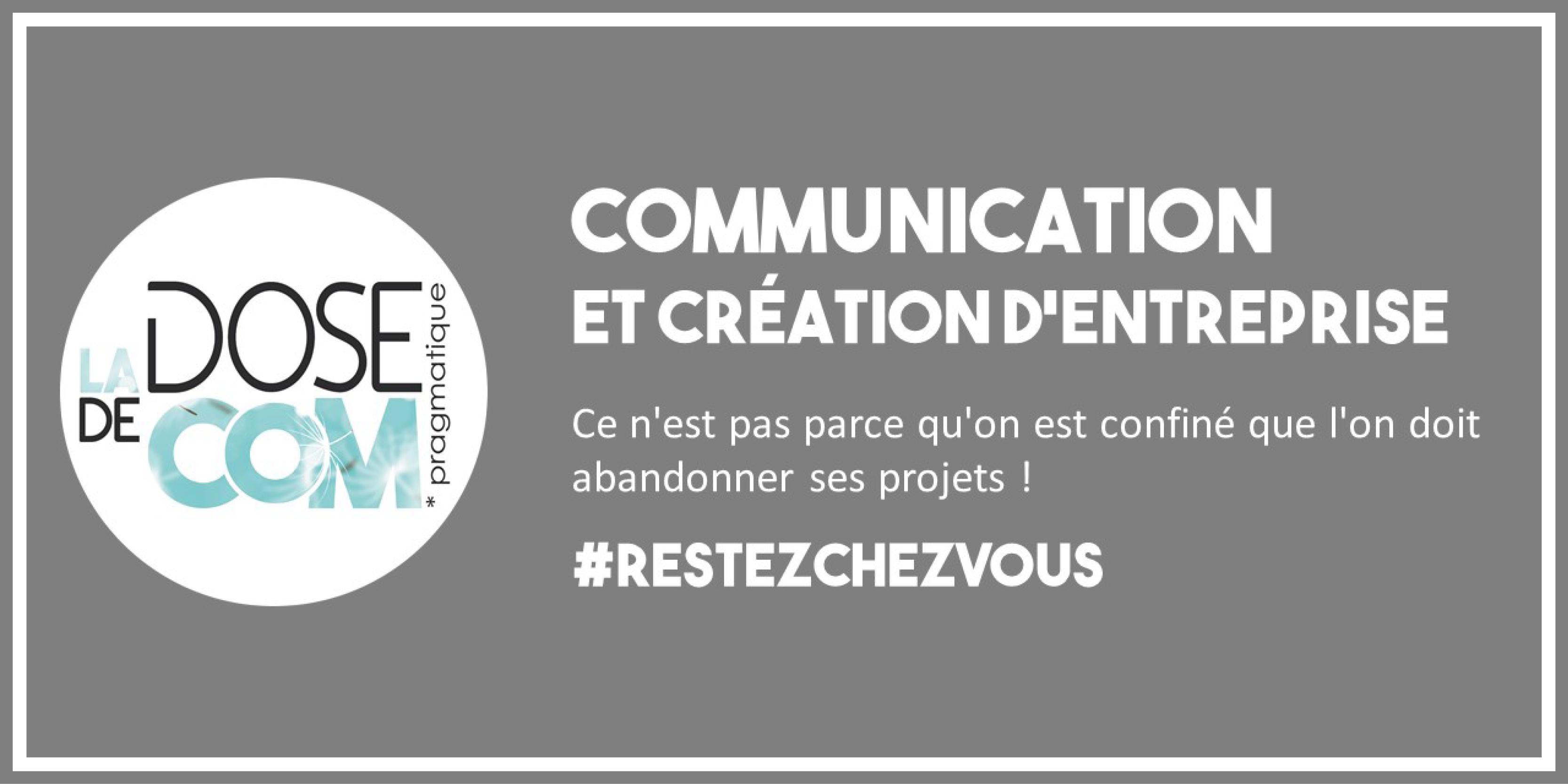 (REPLAY) Communication et Création d'entreprise